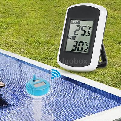 Floating Pool SPA Thermometer Remote Transmitter Outdoor Water Measurement R4M1