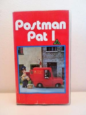 Vintage Original Stop Motion Postman Pat Volume 1 VHS PAL UK Video Tape 1980s