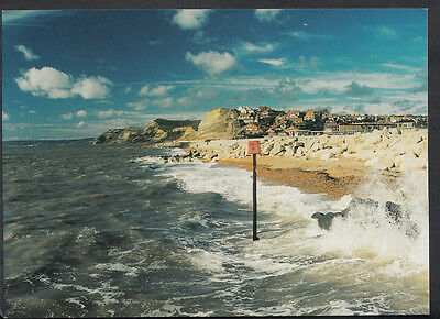 Dorset Postcard- The Coastline, West Bay - Broadchurch TV Series Location RT2325
