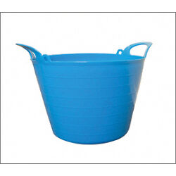 Ambassador 26L Flexi Tub Blue