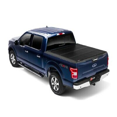 """Bak Industries 1126329 FiberMax Fold Up Tonneau Cover for F-150 with 5' 6"""" Bed"""