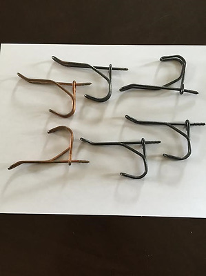 vintage lot of wire hooks