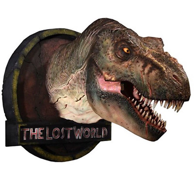 Jurassic Park The Lost World 1/5 scale T-Rex Bust Chronicle Collectibles Statue