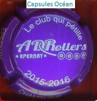 Chateau-Lourdeaux AD Rollers 2015-2016