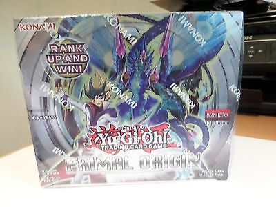 Yugioh Primal Origin English 1St Edition Booster Box New And Sealed