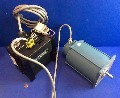 Superior Slo-Syn 6180-Pi Indexer Motor Drive & M172-Ff-401 Slo-Syn Stepper Motor