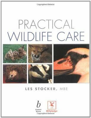 Practical Wildlife Care by Stocker, Les Paperback Book The Cheap Fast Free Post