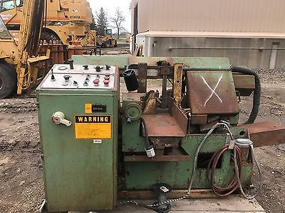 """Doall #c-260A 10"""" X 12"""" Automatic Horz Band Saw"""