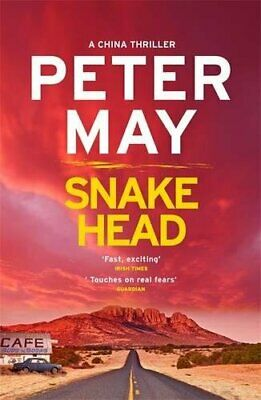 Snakehead: China Thriller 4 (China Thrillers) by May, Peter Book The Cheap Fast