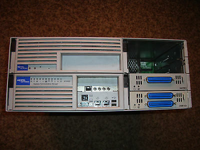 Nortel BCM 400  NT7B10AAFH with Call Center  inclde DSM32 and GATM8 ,21IP ,52 MB