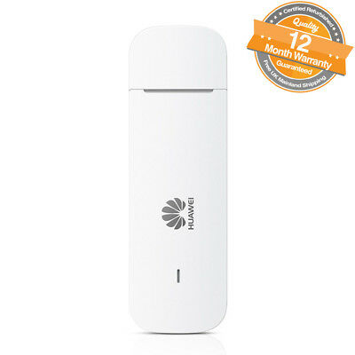 Huawei E3372 LTE/4G 150 Mbps USB Dongle 1.8 Colour Screen - White - EE Network