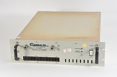 Comtech PST AR178238-30 1.7-2.3 GHz Solid State Amplifier