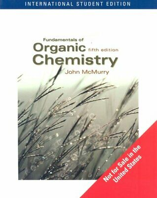 Fundamentals of Organic Chemistry by McMurry, John E. Paperback Book The Cheap