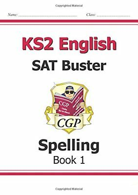 KS2 English SAT Buster: Spelling (for the New Curriculum), Books, Cgp Paperback