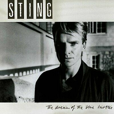 Sting - The Dream Of The Blue Turtles - Sting CD GWVG The Cheap Fast Free Post