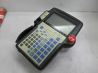 FANUC ROBOTIC TEACH PENDANT -- P00781 -- Very Clean Unit -- AO5B-2301-C372