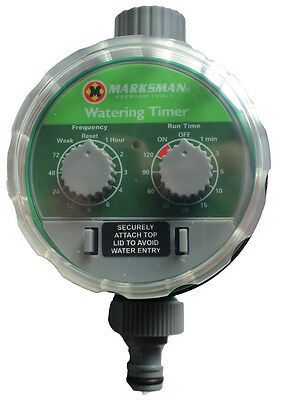 Automatic Electronic Watering Timer Irrigation Systems Water Sprinkler Gardening