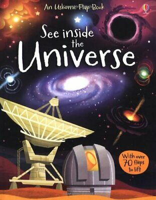 See Inside the Universe (Usborne See Inside) by Alex Frith Book The Cheap Fast