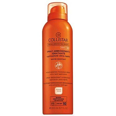 Collistar Maxi-Taglia Spray Abbronzante Idratante Bass SPF - 200ml
