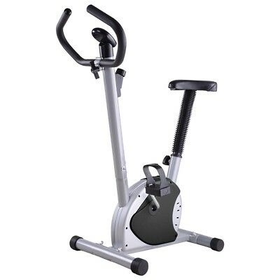 Training Exercise Bike Bicycle Fitness Cycle Machine Cardio Aerobic Gym Home