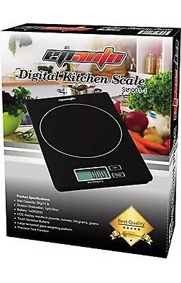 EPAuto Digital Multifunction Kitchen Food Scale, 11lb Capacity By 0.05oz High