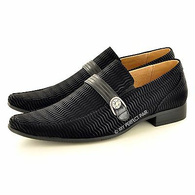 New Mens Italian Style Formal/ Wedding Slip On  shoes Available UK Size 6 -12