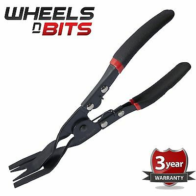 Car Door Card Panel Dash Trim Clip Removal Pliers & Upholstery Remover Prying