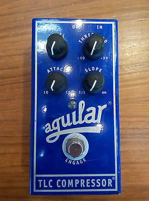 Aguilar TLC Bass Compressor effect pedal USED