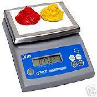 Digital Scale For Ink Mixing 3 Pound High Resolution Ink Scale