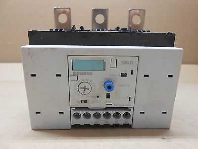 1 New Siemens 3Rb2056-1Fc2 3Rb20561Fc2 Overload Relay 50-200Amp For Motor Pro