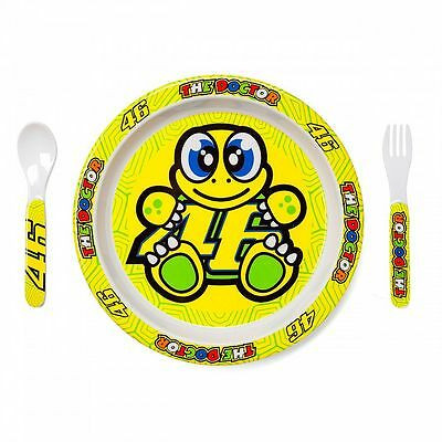 VR46 Official Valentino Rossi  Baby's Turtle Meal Set - VRUSM 265203