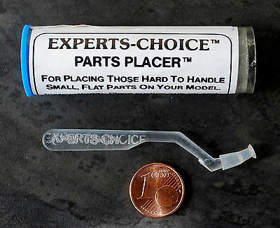 Experts Choice Parts Placer Bare Metal Foil