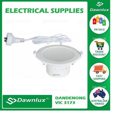 Led Downlight Kit; Dimmable Or Non Dimmable,warm Or Cool White
