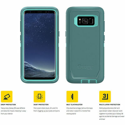 otterbox defender screenless samsung galaxy s8 plus case black 6