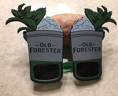 """Old Forester"" Whiskey Novelty Sunglasses"