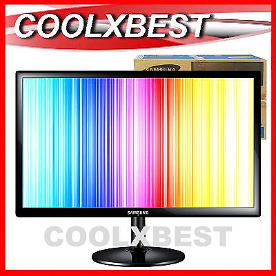 "SAMSUNG 27"" FULL HD LED LCD PC MONITOR 2ms 16:9 1080p UPSCALE HDMI S27C350H"
