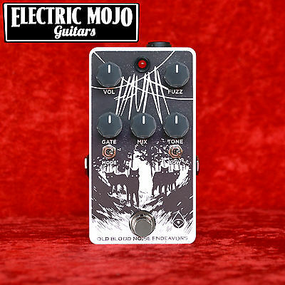 Old Blood Noise Endeavors Haunt V2 Limited Edition Gated Fuzz Pedal