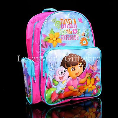 Brand new kids toddlers Dora the Explorer backpack school bag Free Shipping