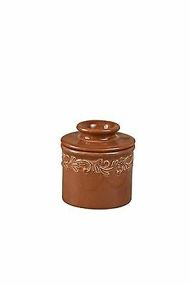 Butter Bell Crock The Original by L. Tremain Container Antique Pastel Pink New