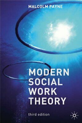 Modern Social Work Theory by Payne, Malcolm Paperback Book The Cheap Fast Free