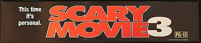 Scary Movie 3, Large (5X25) Movie Theater Mylar Banner/Poster