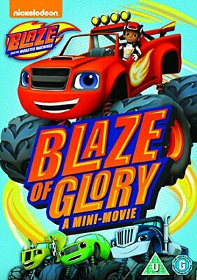 Blaze And The Monster Machines: Blaze Of Glory [DVD] - DVD  DKVG The Cheap Fast