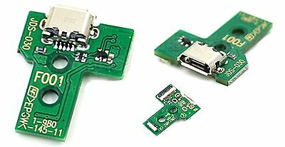 PS4 Controller USB charging socket port circuit board JDS-030 F001 v1 12 pin