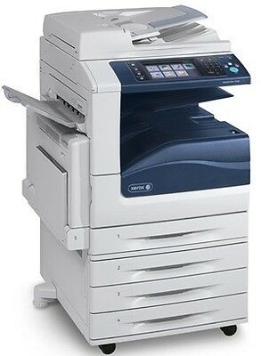 Xerox WorkCentre 7556 Farbkopierer, Drucker, Scanner