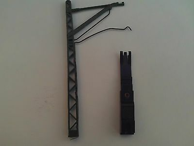 Triang/hornby R.301 Catenary Power Mast+ R.303 Mast Base New