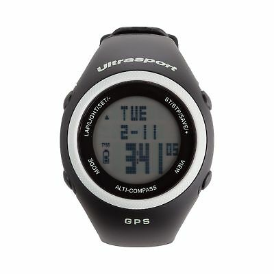 Ultrasport NavRun 600 GPS Heart Rate Monitor with 2.4 GHz Chest Strap -