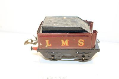 Old Tender  L M S Cant Find Brand      Ks225