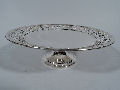 Tiffany Compote - 20616L - Antique Edwardian - American Sterling Silver