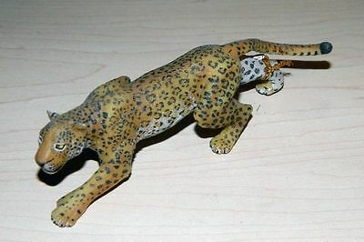 Papo 50017 SPOTTED PANTHER new plastic replica
