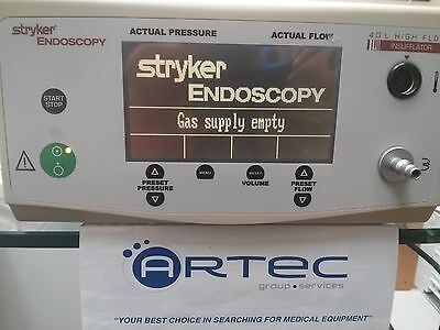 Stryker 40 L Endoscopy High Flow Insufflator